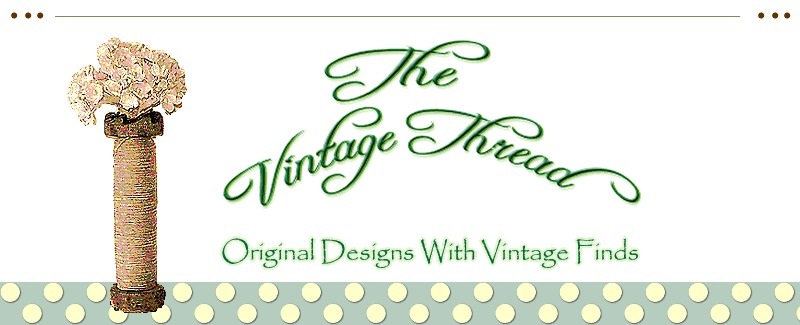 Original Designs With Vintage Finds