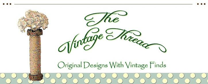 Vintage Thread Logo