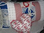 Recycled Vintage Fabrics